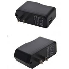 Адаптер USB 2000 mA на 220В (американская вилка)