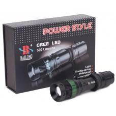 Police BL-8455 zoom + аккумулятор