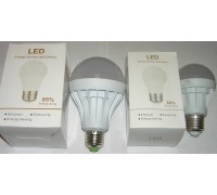 White Electronics E27 5 W  9 led холодный свет