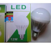 1L 12 Wt E27 холодный  17 светодиодов