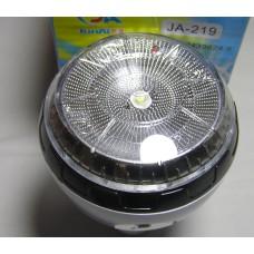 JA-219 1 led +аккумулятор аварийная