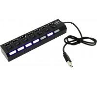 USB HUB 7 портов с выключателем