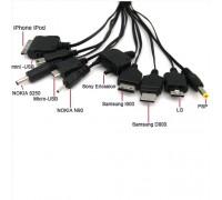 10 в 1 USB-micro/mini/Nokia/Samsung, и ост