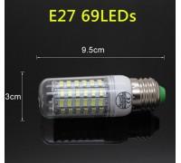 Epistar E27 кукуруза 25W  69 led