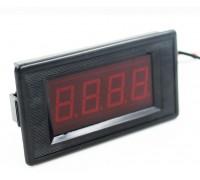 Термометр электронный XH-B305 12V со звуковой сигнализацией(красные цифры)