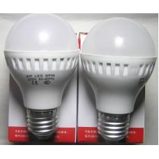 Glow E27 5 Wt 9 led теплый