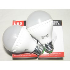 Glow E27 7 Wt 12 led теплый