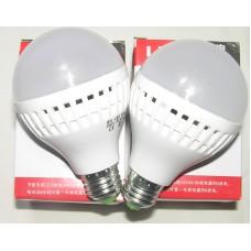 Glow E27 9 Wt 15 led теплый