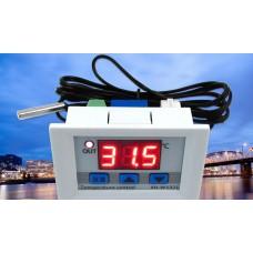 Терморегулятор XH-W1321 12V(красные цифры)
