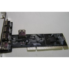 Контроллер PCI to 5xUSB  2.0