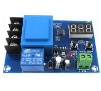 Модуль управления зарядом XH-M602 с индикатором