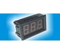 Вольтметр V27AC-E 0-600 В(красные цифры)