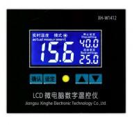 Терморегулятор XH-W1412 220V