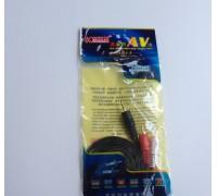 3,5mm-2 RCA  3 метра (в упаковке)