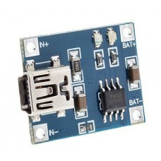 Контроллер заряда на TP4056