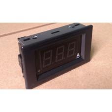 Амперметр A85AC до 100А (красные цифры)