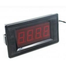 Термометр электронный XH-B305 12V со звуковой сигнализацией(синие цифры)