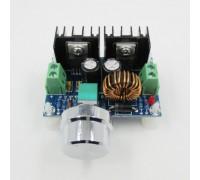 Регулятор напряжения XH-M401 DC-DC с переменным резистором на модуле XL4016