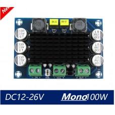 Аудио усилитель XH-M542 на чипе TPA3116D2 мощность 2х100 W