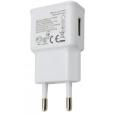 Адаптер USB 1000 mA на 220В белый