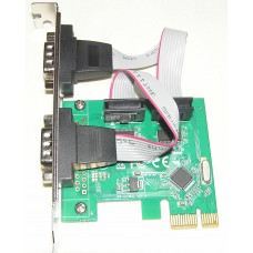 Контроллер PCI-E to RS232