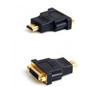 DVI 24+5 -HDMI(папа)