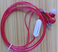 Вакуумные MI с микрофоном цветные