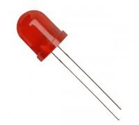 Светодиоды 10 мм красный