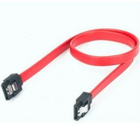 SATA data CC-Ls 7pin-7pin 40 см прямой штекер