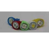 Автолампа светодиодная T10-1SMD-5050(Цвета ламп-белый,желтый,синий,зеленый,красный)