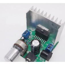 Аудио усилитель C6A1 на чипе TDA7297 2х15 Вт