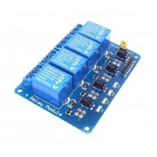 4-х канальный модуль реле для Ardunio 5 в
