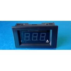 Амперметр V85DC до 10А (красные цифры)
