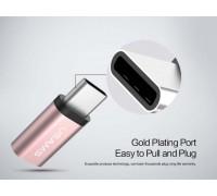 USB Type C 3.1 папа- Micro USB мама