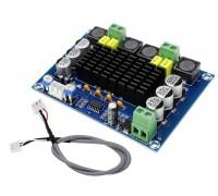 Аудио усилитель XH-M543 на чипе TPA3116D2 мощность 2х120 W