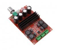Аудио усилитель XH-M190 на чипе TPA3116D2 мощность 2х100 W
