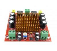 Аудио усилитель XH-M544 на чипе TPA3116D2 мощность 2х150 W