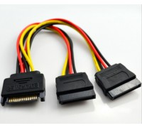 SATA power -2x15 pin SATA power
