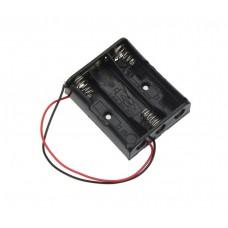 Бокс для батареек (пальчиковые 3 шт) 4,5 В