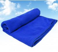 Микрофибровое полотенце 30х70 см