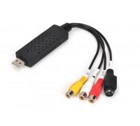 USB карта видеозахвата с выходом на AV