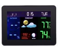 Метеостанция Excelvan TS-70 беспроводная цветная