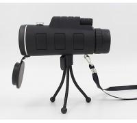 Монокуляр 40x60 HD Bushnell 1500-9500 m с двойной фокусировкой