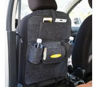 Органайзер на спинку сиденья автомобиля 40х60 мм