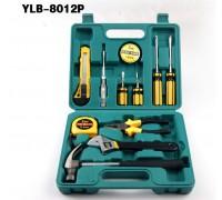 Набор инструментов в чемодане 8012P