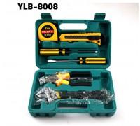 Набор инструментов в чемодане 8008