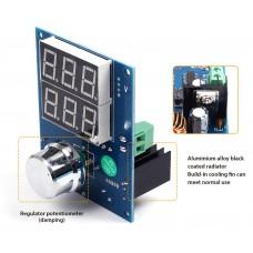 XH-M403 понижающий стабилизатор, вход 4-40 В выход 1,25-36 В, мощность 200 Вт