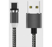 USB-Iphone5/6/7 1м с магнитной головкой