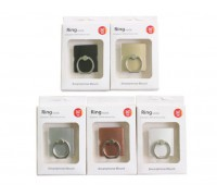 Держатель-кольцо (в картонной упаковке ) для смартфона