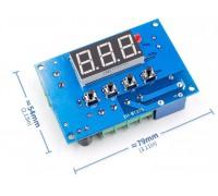 Терморегулятор XH-W1315 до 999°C 220V